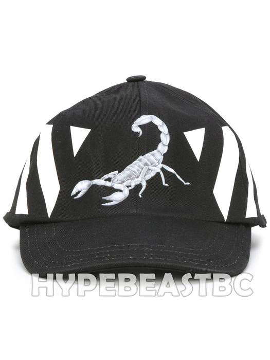 cbe34f2009a Off-White. OFF WHITE c o VIRGIL ABLOH Othelo Scorpion Cap Baseball Dad Hat  ...