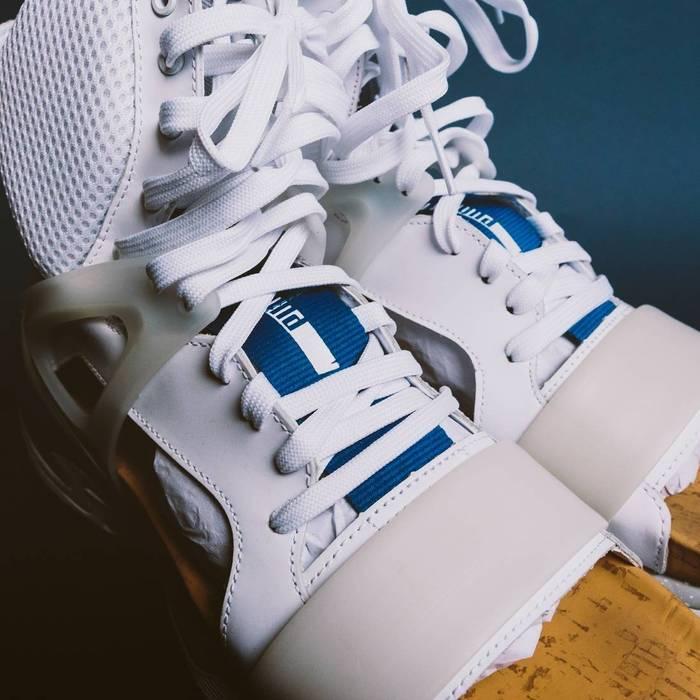 1c26fe4e4aa3c2 Alexander McQueen FINAL! NWT Tech Runner Sandal Size US 13   EU 46 - 4