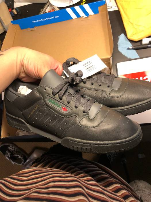 95ba195ea Adidas Yeezy Powerphase Core Black Size 9 - Low-Top Sneakers for ...