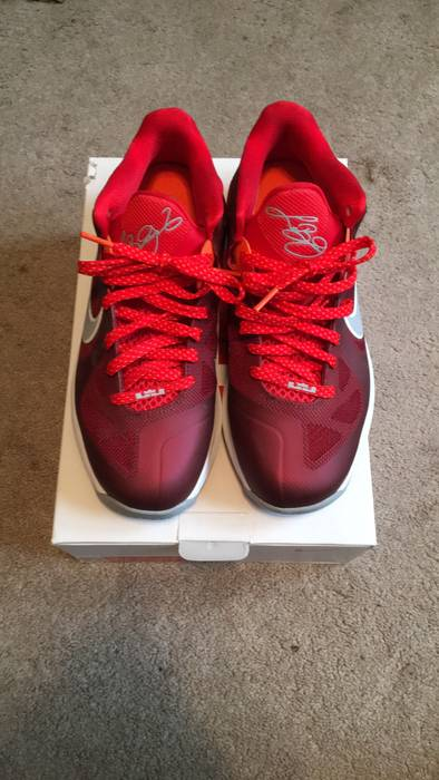 Nike Nike Lebron 9 Low Size 9.5 - Low-Top Sneakers for Sale - Grailed f7c9ff728ab9