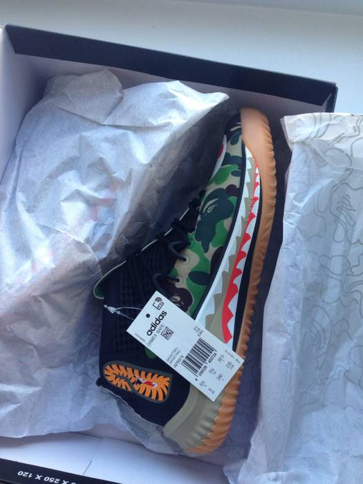Adidas Dame 4 green camo AP9974 Size 6 - Low-Top Sneakers for Sale ... 94fd515de