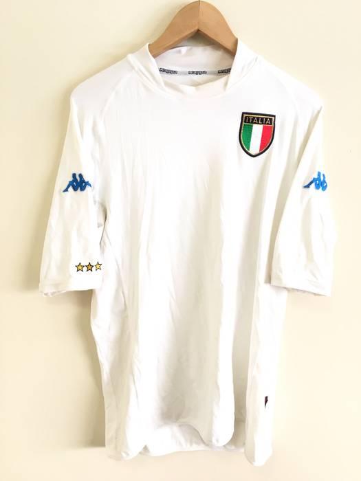 Kappa Italy Soccer Tee Size xl - Short Sleeve T-Shirts for Sale ... 022d64da4