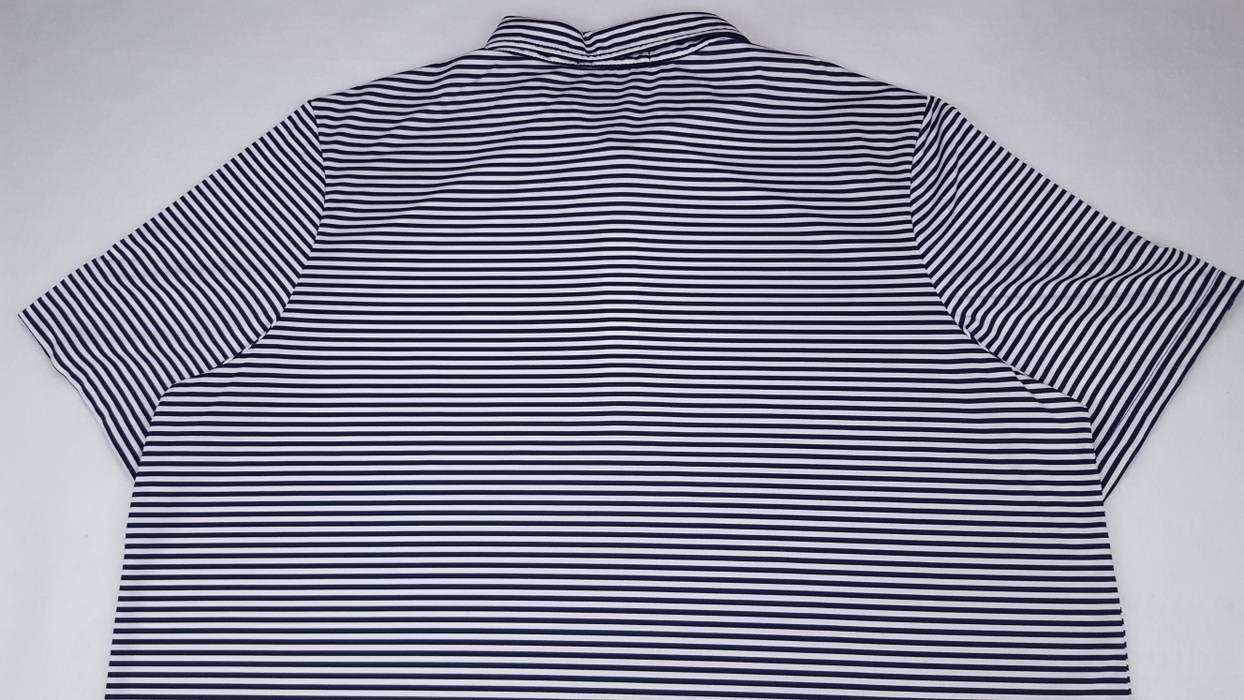 Ralph Lauren Rlx Striped White Navy Polo Shirt 2xl Size Xxl Polos