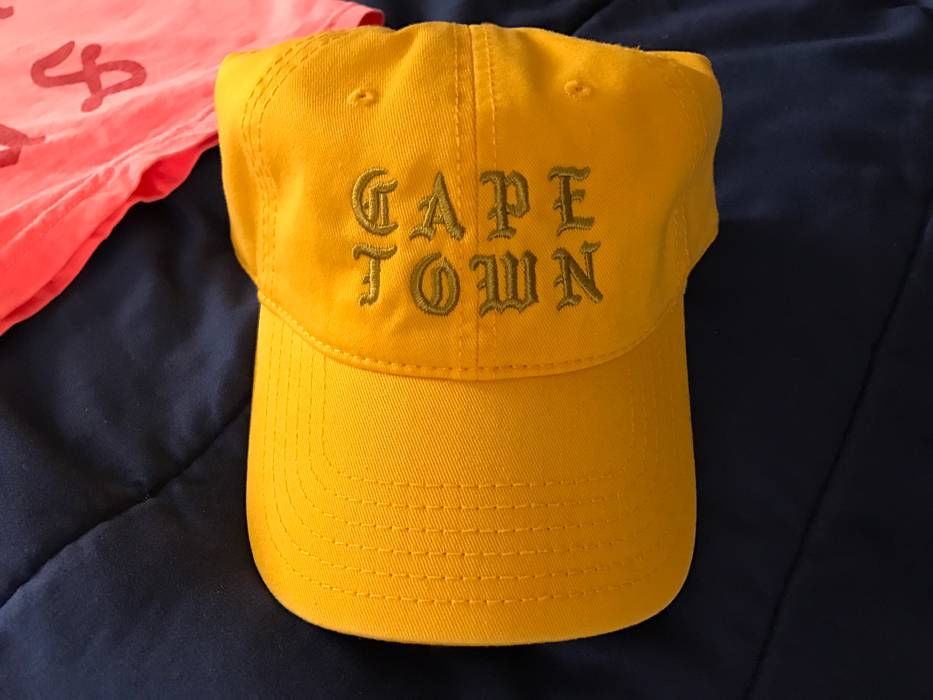 Kanye West Pablo Cape Town Hat (Otto) Size one size - Hats for Sale ... 59b2b7f5c15