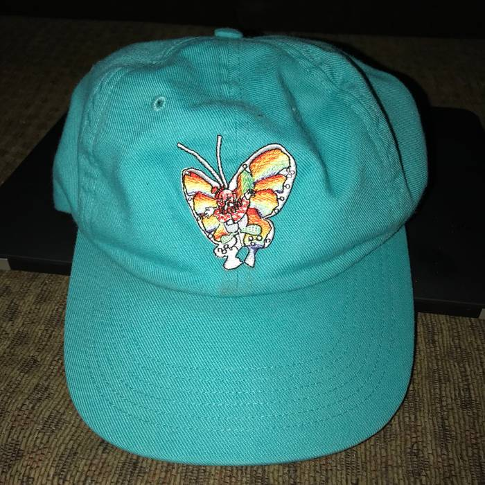 Supreme Supreme Gonz Butterfly Hat Teak Size one size - Hats for ... e3c2c2a15