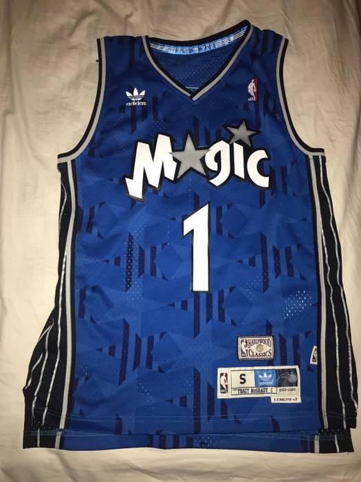 Adidas Orlando Magic Tracy McGrady 02-03 NBA Jersey Size s - Jerseys ... bedfe8e74