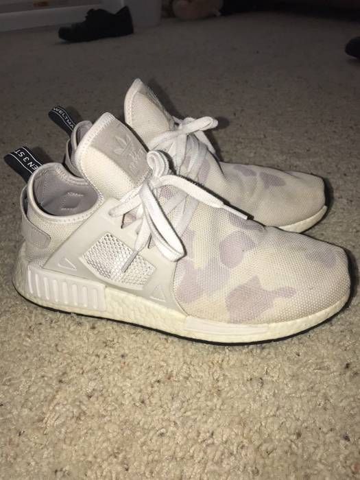 3584d1ed0 Adidas Xr1 Duck Camo Nmd White Size 10.5 - Low-Top Sneakers for Sale ...