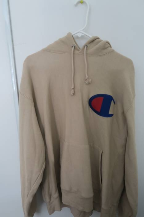 Champion Pacsun Champion tan hoodie Size xl - Light Jackets for Sale ... 30f89edf7ab0