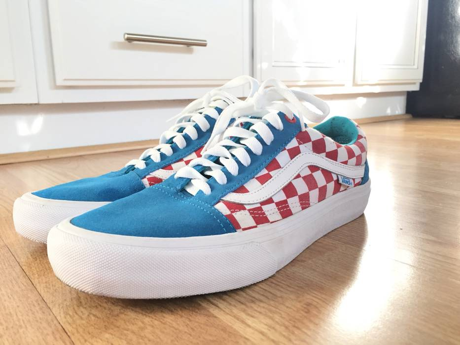 be43bc729879 Vans Vans X Golf Wang Size 10 - Low-Top Sneakers for Sale - Grailed