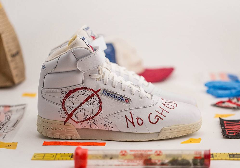 b91e7daabfabe2 Reebok Bait x Stranger Things x Ghostbusters Ex-o-fit Vintage Size US 10.5