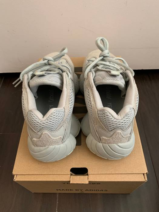 d4a8d3c9f Yeezy Boost SIZE 5   Adidas Yeezy 500 Salt Size 6 - Low-Top Sneakers ...