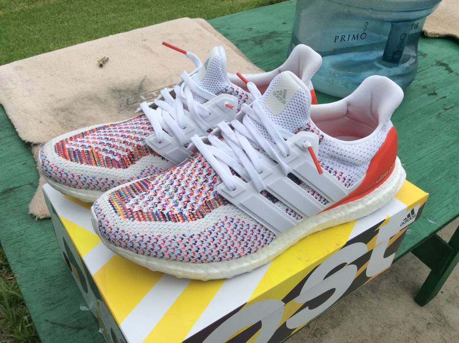 1d9bb42d4 Adidas Adidas Ultra Boost 2.0 Multicolor Size 10.5 - Low-Top ...