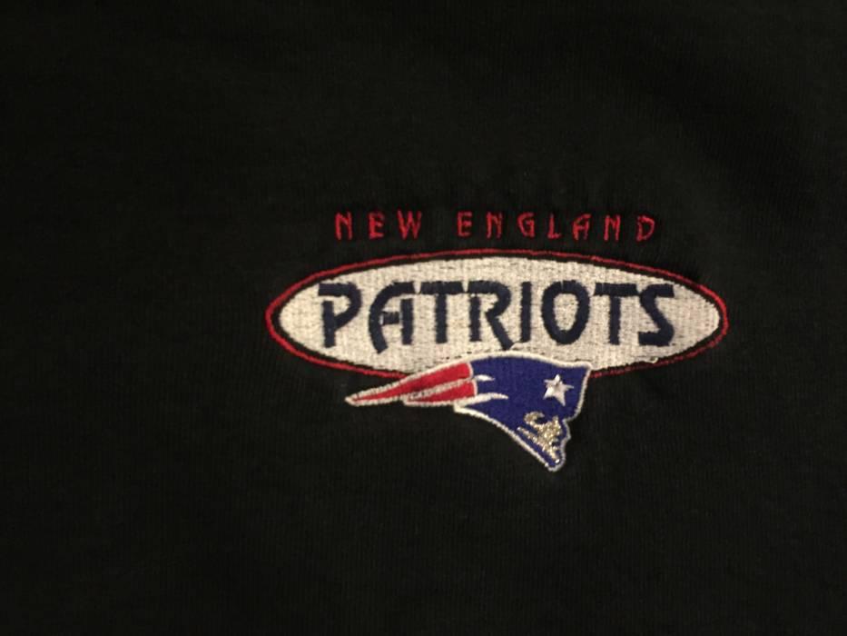 0c7de9e440e Vintage VINTAGE Patriots Pro Player Black Sweatshirt NFL New England  Pullover Sweater M Size US M