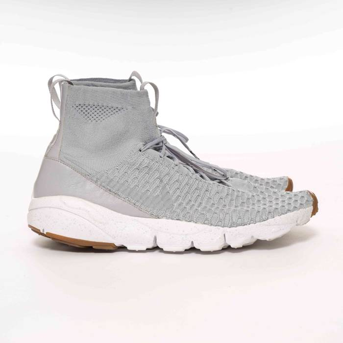 Nike Air Footscape Magista SP Wolf Grey Size 10 - for Sale - Grailed c5dfe77f0