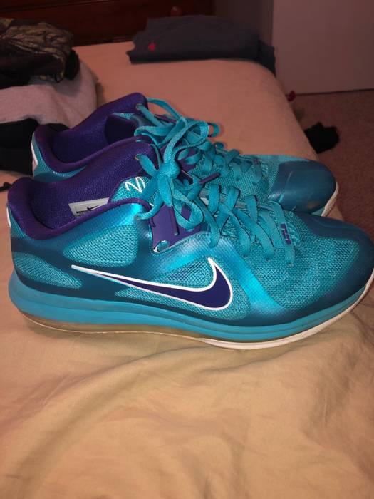 premium selection 817fa d11b9 Nike. Lebron 9 Low Charlotte Hornets