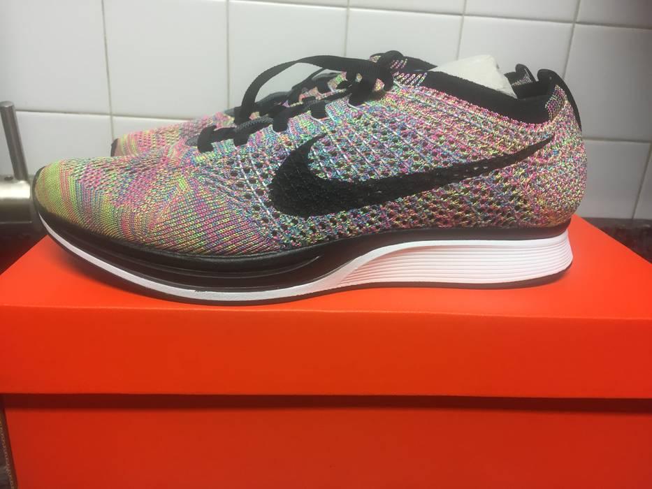 Nike Nike Flyknit Racer Multicolor Size 5.5 Size 6 - Low-Top ... 424651b03f83