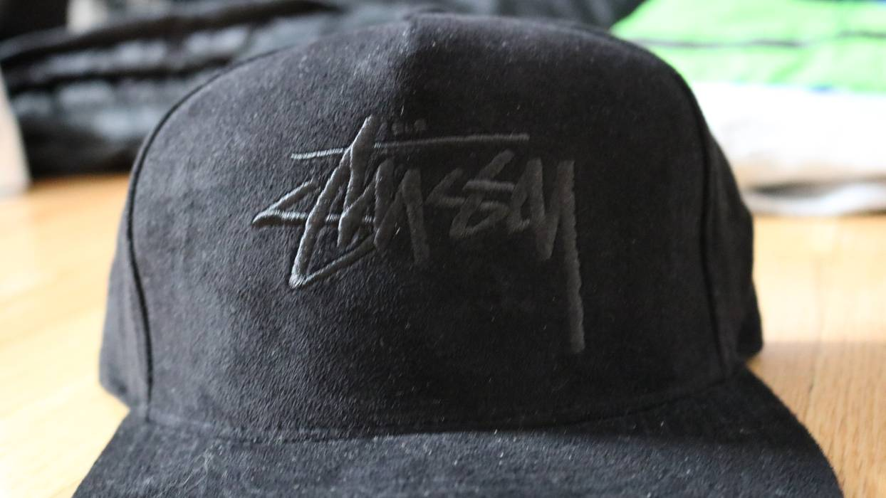 Stussy Stussy (Suede) Adjustable Snapback Size one size - Hats for ... 8611dbc5475b