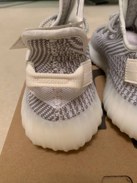 3ecfaee98b816 Adidas Yeezy Boost 350 V2 Static Non-Reflective EF2905 Size US 9.5   EU 42