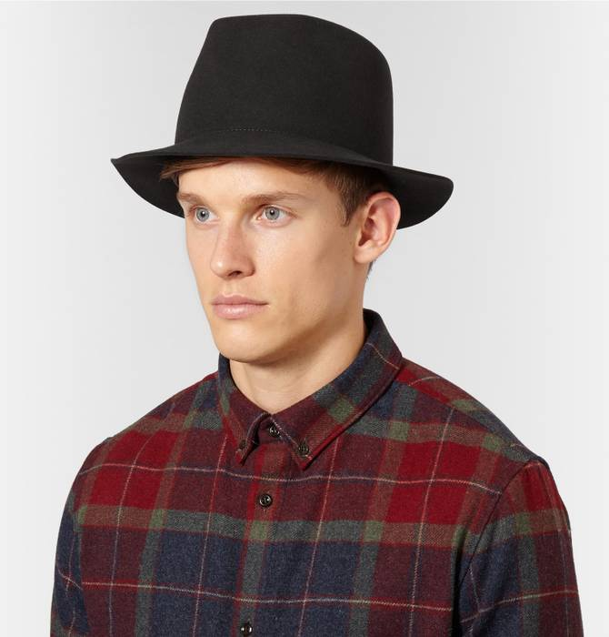 26ef8b3f9d55e Rag   Bone Hackman Fedora Size one size - Hats for Sale - Grailed