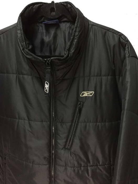 c6fadc872964a8 Reebok Vintage Reebok Black Puffer Jacket Size l - Light Jackets for ...