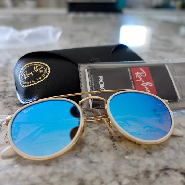 c5b6bf828bf RayBan RB3647N 001 4O 51mm Size one size - Sunglasses for Sale - Grailed