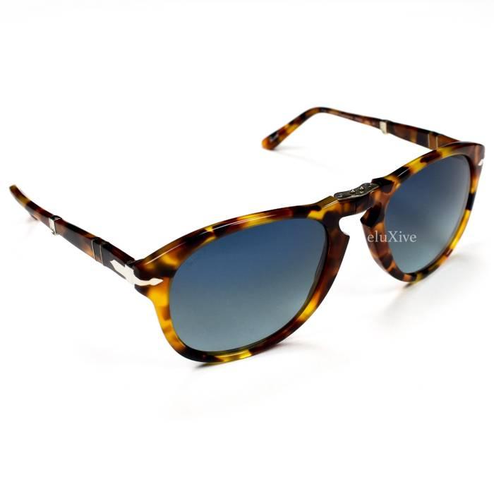 Persol 714 Steve McQueen Folding Sunglasses Size one size ... 22d182972654