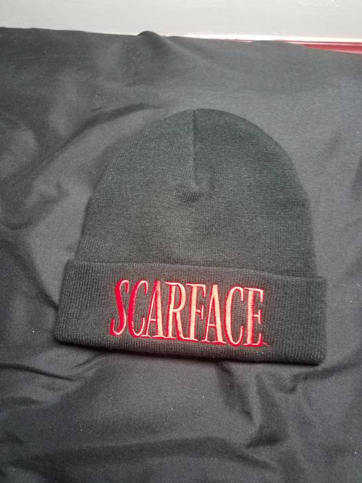fc057a75200a2 Supreme Supreme x Scarface Beanie Size one size - Hats for Sale ...