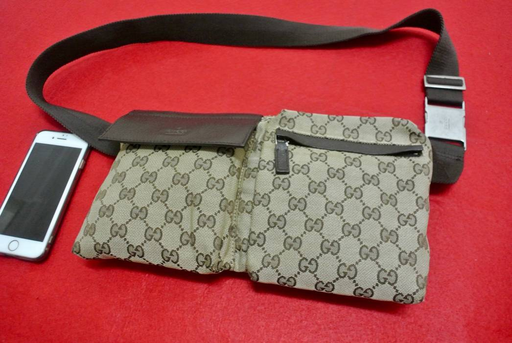 b2cebbb948d Gucci Gucci Brown Fanny Waist Bag Size one size - Bags   Luggage for ...