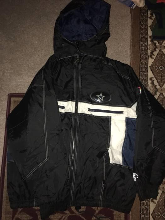 Nfl Vintage 90 s Pro Player Dallas Cowboys Jacket Size m - Heavy ... 004d3c5f6
