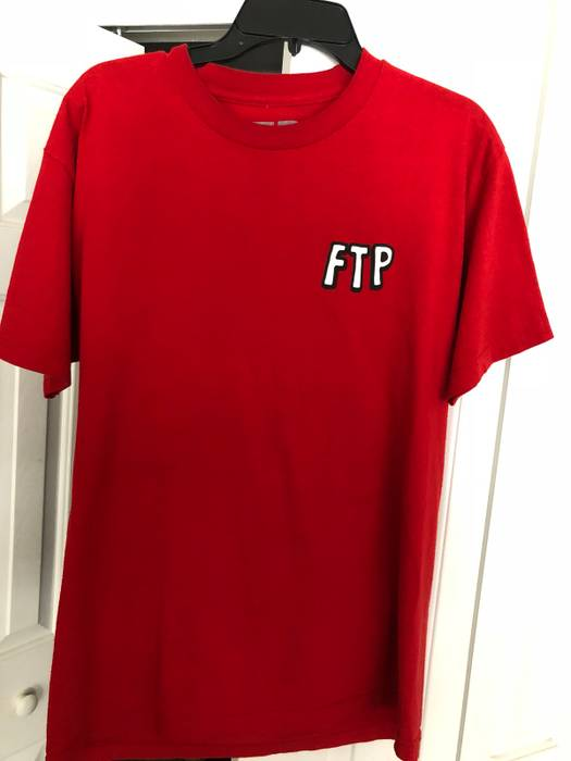 dd72df6fe Fuck The Population FTP  UNDERDOG  TEE Size l - Short Sleeve T ...