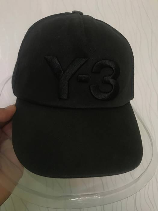 e37a412b992 ... cheap prices 93de2 4d99c Adidas Y3 Cap by Yohji Yamamoto Adidas Size  one size - Hats ...