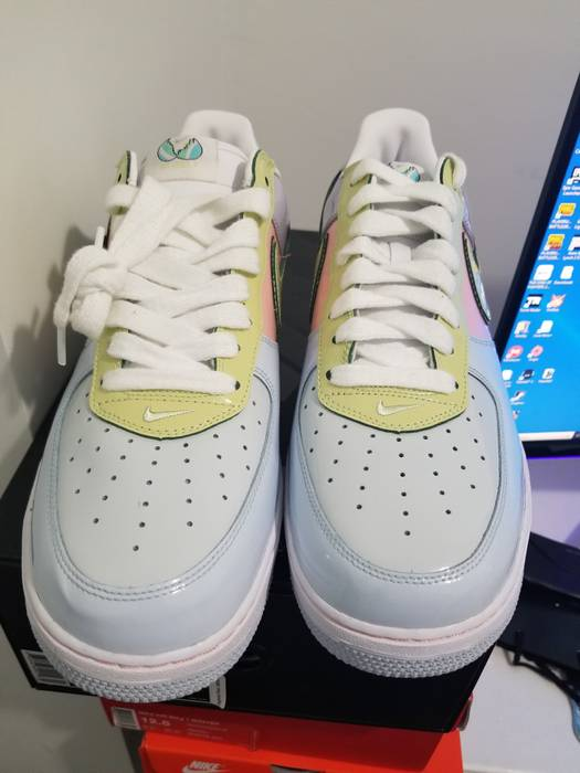 3e4fcffd81a Nike Nike air force 1  easter  Size 13 - Low-Top Sneakers for Sale ...