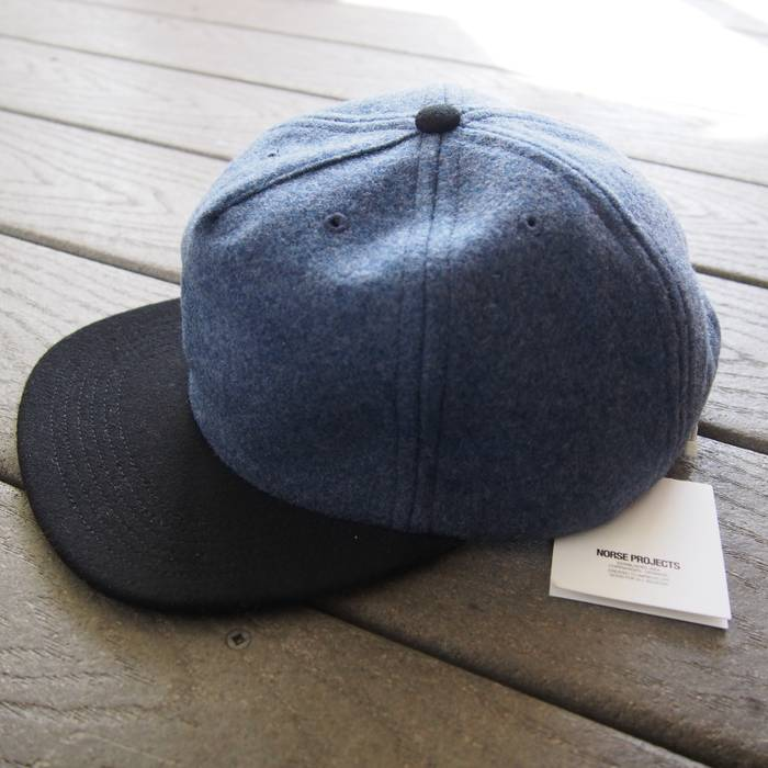 Norse Projects 2-tone Wool Cap Size one size - Hats for Sale - Grailed b71b7505e88e