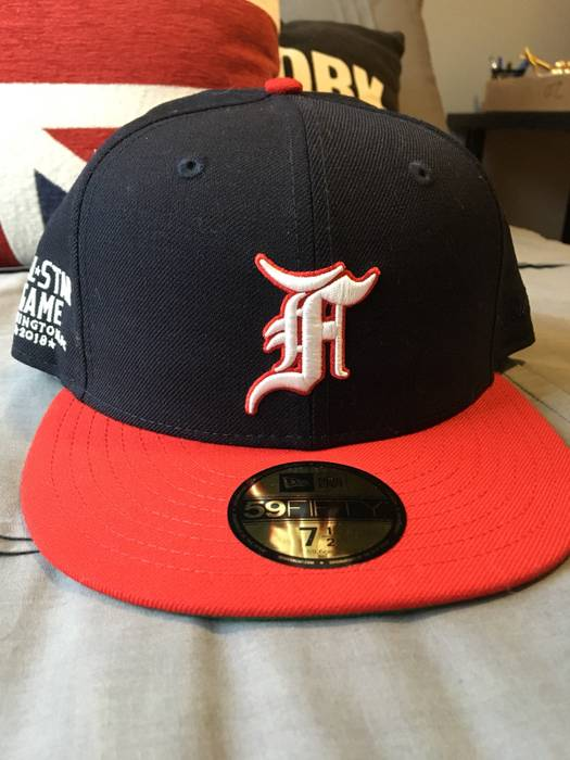 Fear of God All Star Game Hat Blue Red Size one size - Hats for Sale ... 71252abc5332