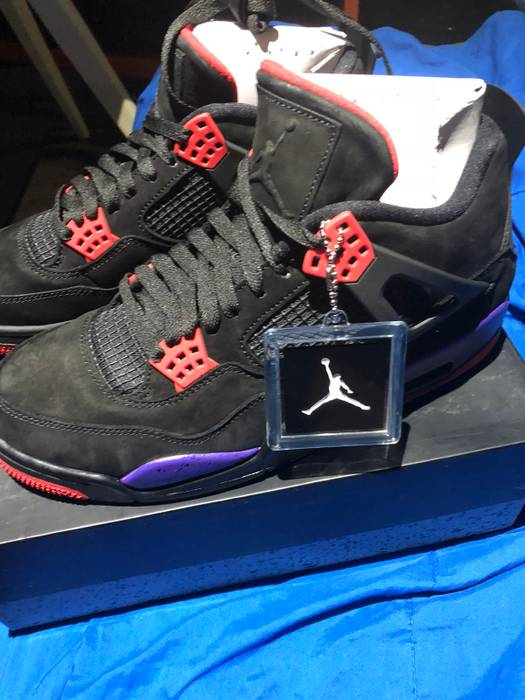 850fa90a662b Jordan Brand Raptor 4s Size 10 - Low-Top Sneakers for Sale - Grailed