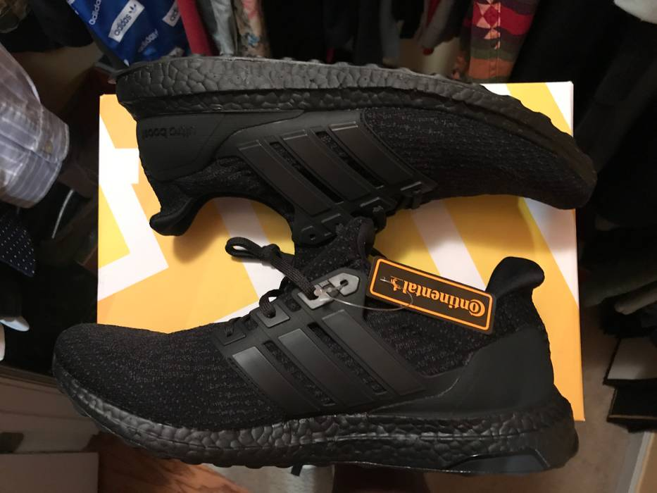 e9256cdf7 Adidas Ultra Boost  Triple Black  3.0 V2 Size 12 - Low-Top Sneakers ...