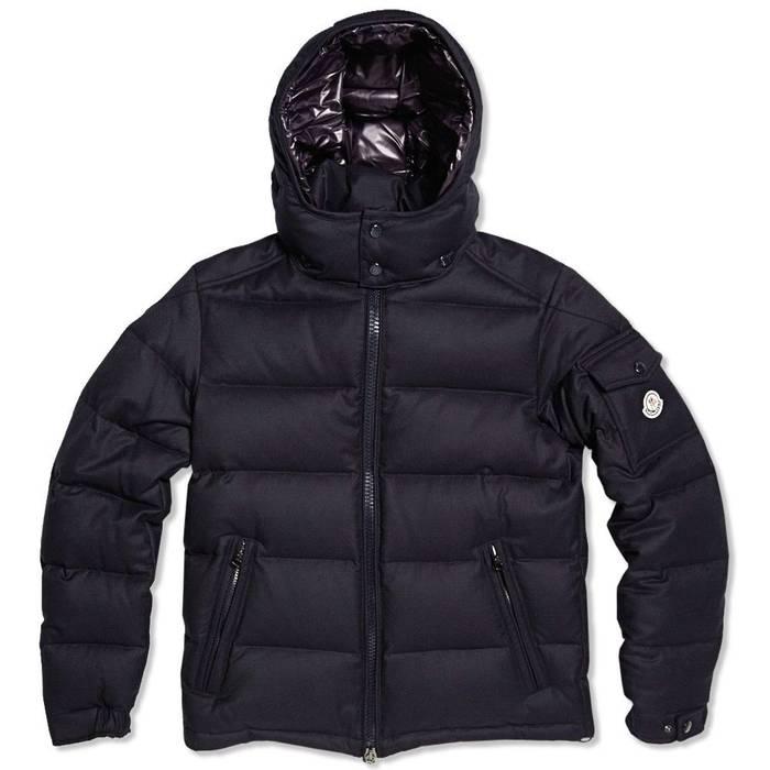 ef1806581 Moncler Montgenevre Wool Down Jacket Size l - Heavy Coats for Sale ...