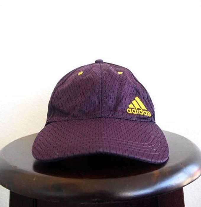 Adidas ADIDAS Equipment Cap Big Logo Vintage 90s Sportswear Adidas Purple  Hat Adjustable Baseball Hat Snapback 2dccad2f3eeb