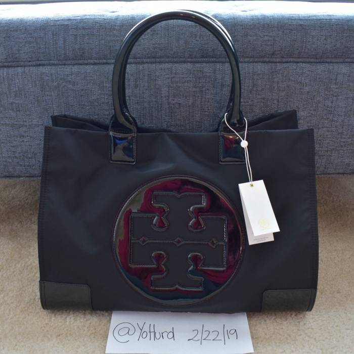 a89eb422c0c Tory Burch Large Ella Nylon Tote Size one size - Bags   Luggage for ...