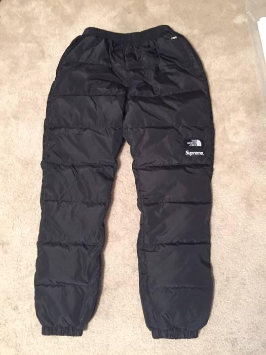 c881cdda42 Supreme Supreme X The North Face Nuptse Pants Size 34 - Sweatpants ...