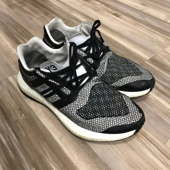 c6251473e Adidas Adidas Y-3 Pureboost Size 9 - Low-Top Sneakers for Sale - Grailed