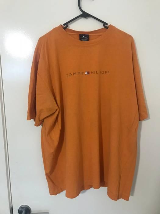 02c4f471 Tommy Hilfiger Vintage Tommy Hilfiger Size l - Short Sleeve T-Shirts ...