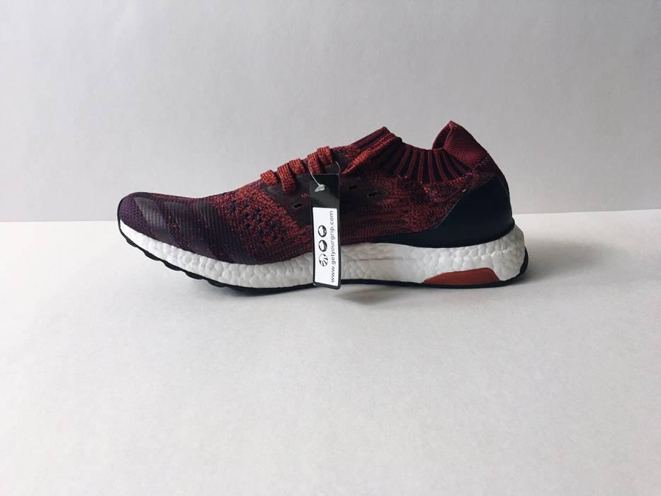 f4c39ce13d4 Adidas ADIDAS ULTRA BOOST UNCAGED  SZ 8.5  BURGUNDY MAROON MYSTERY RED  BLACK 3.0 BA9617