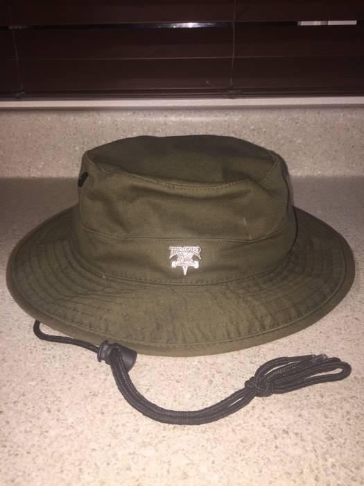 Thrasher Thrasher Skategoat Pin Boonie Bucket Hat Size one size ... 55cbd476e