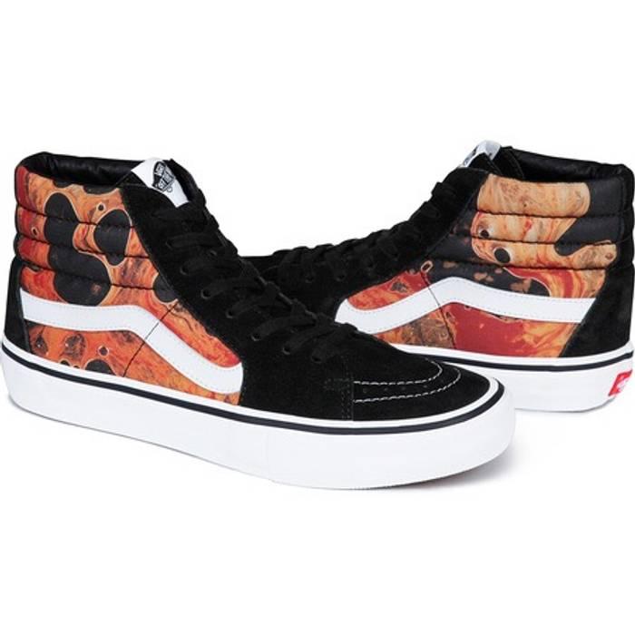 Supreme Supreme Vans Sk8 Hi Pro Size 12 - Hi-Top Sneakers for Sale ... 976e977e94