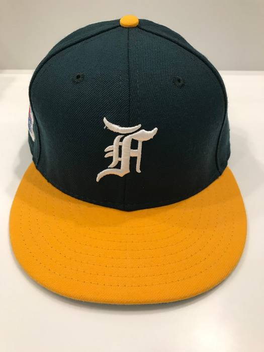 Fifth Collection Ricky Henderson All-Star Hat 7 1 4 d72fc72a4e6