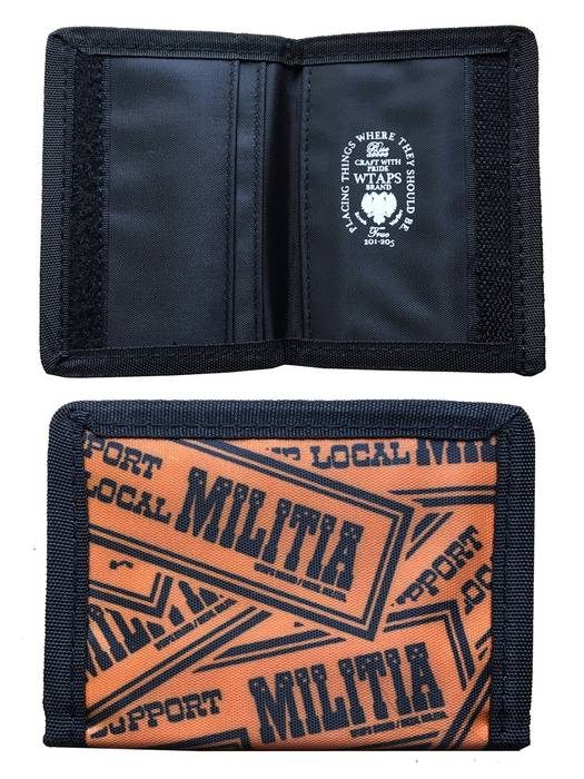 adc0723576f1c Wtaps 2008 w)taps Card Case - Japan Limited Size one size - for Sale ...