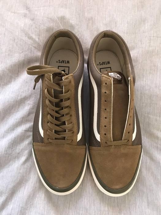 Vans Old Skool WTAPS Olive Size 11.5 - Low-Top Sneakers for Sale ... d43627043