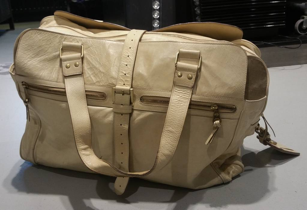 9fb5a2073788 Mulberry Mulberry Cream Travel bag Size one size - Bags   Luggage ...