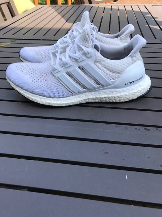 10d7a1f8b Adidas Ultra Boost 1.0 OG White Size 10 - Low-Top Sneakers for Sale ...